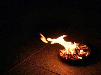 お盆の迎え火、送り火で知ってお...